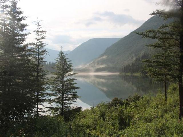 Northern Canada Wilderness Horseback Adventures