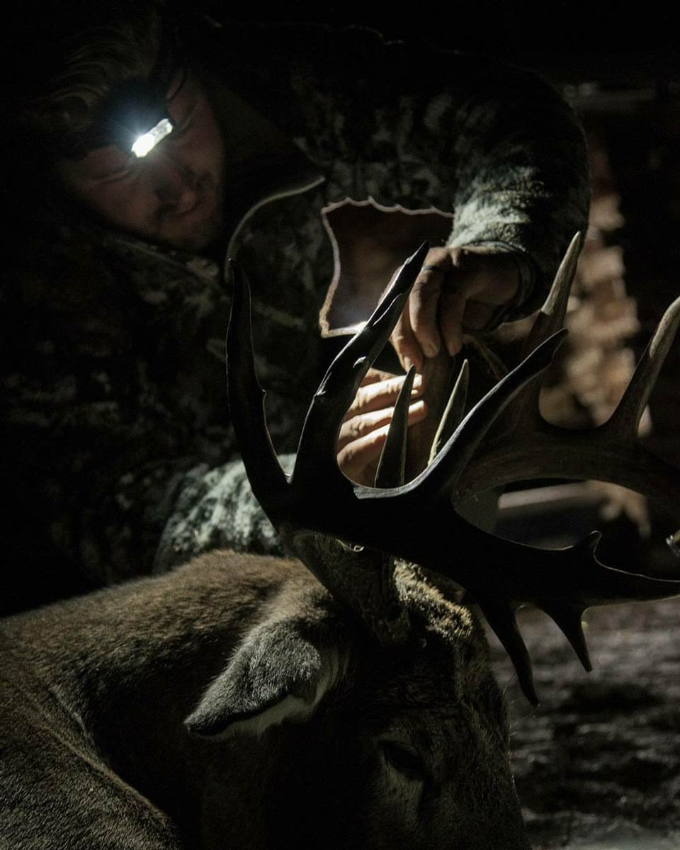 Gunson Guiding and Outfitting - Canadian Hunting