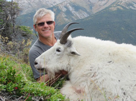 british columbia mountain goat hunting outfitters