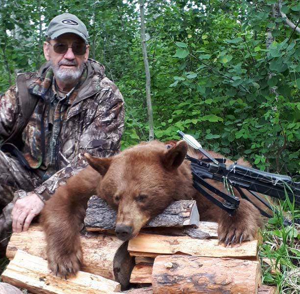 Black Bear Guiding And Outfitting In Saskatchewan