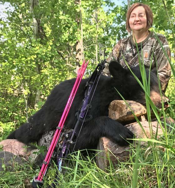 Saskatchewan Black Bear Hunting