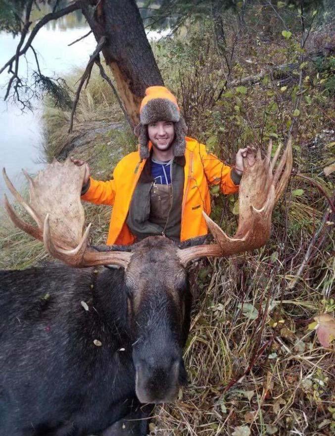 Saskatchewan Moose Hunting