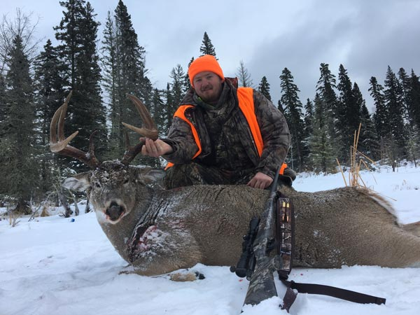 saskatchewan deer hunts