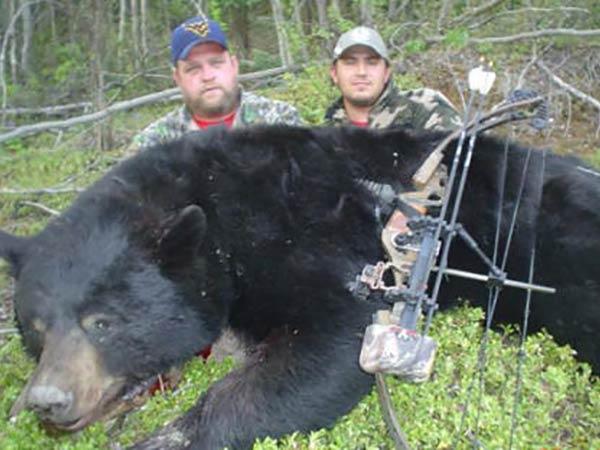 british columbia bear hunting